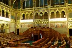 Budapest-Parliament Inside