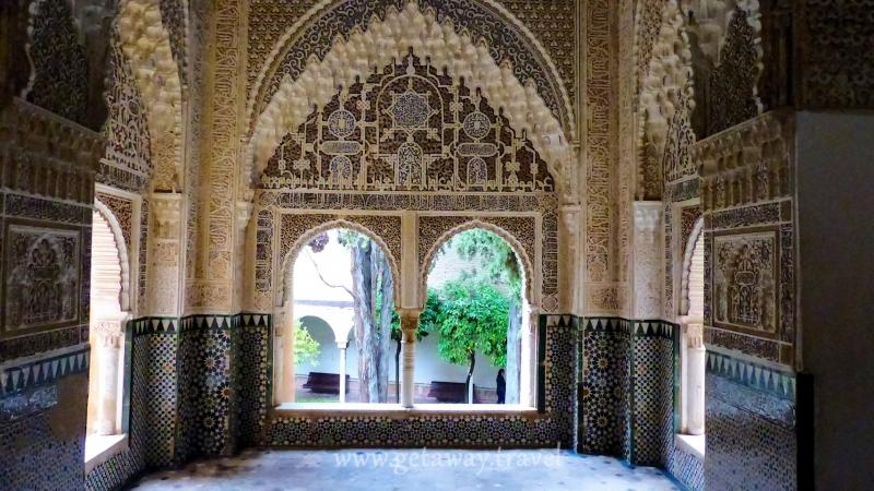Alhambra-and-Generalife-Granada-Spain