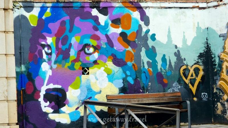 Granada-Spain-Graffiti