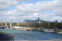 Paris from the Seine