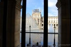 La Louvre, Paris
