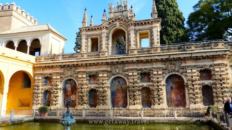 Real-Alcazar-Seville-Spain
