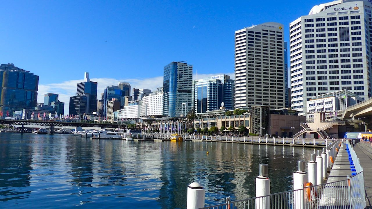 Sydney-Australia Darling Harbour
