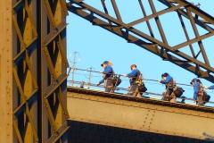 Sydney-Australia Harbour Bridge Climb